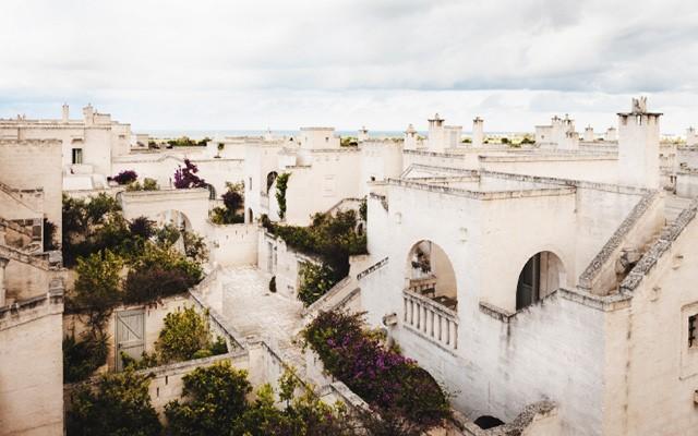 Casamento em Puglia