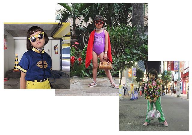 Moda de criança