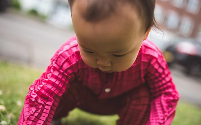Moda sustentável para crianças