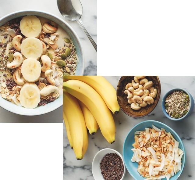 Alimentos para levantar o astral