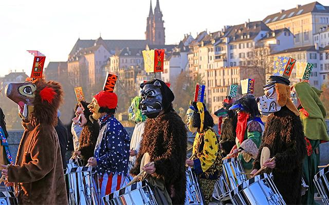 Carnaval suíço