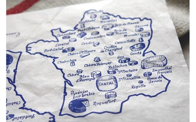 Gastronomia na França