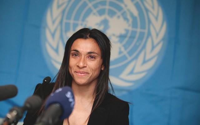 Embaixadora da Boa Vontade da ONU