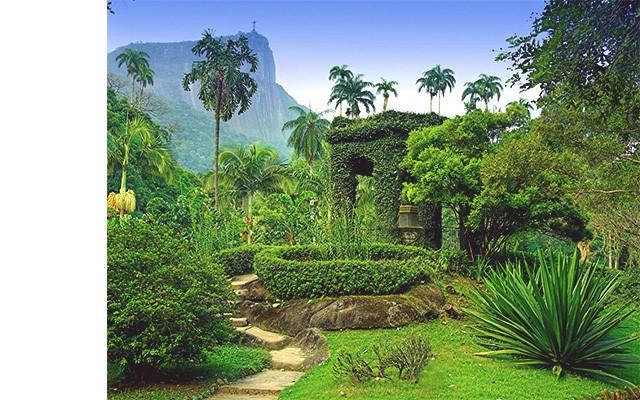 Jardins botânicos